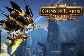 Guns of Icarus Alliance Persyaratan sistem
