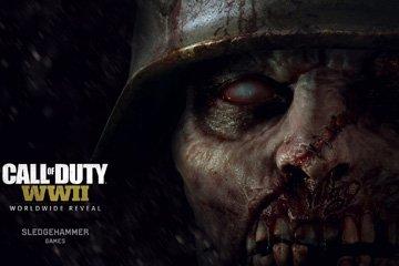 Call of Duty: WW2 (WWII) Požiadavky na systém